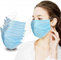 Non-woven fabric face mask/ face guard for adult 大人不織布マスク口罩